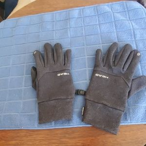 Head driving gloves
